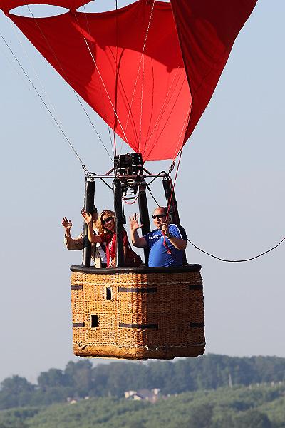 Подарок полёт на воздушном шаре 27